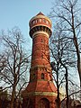 Wrocław - Brochów. Wieża ciśnień.jpg