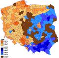 Wybory prezydenckie 2005 I tura.png