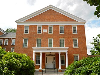 Wyoming Seminary - Darte Hall