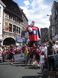 Rugby union in Belgium