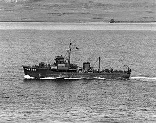 USS <i>Hawk</i> (AMS-17)