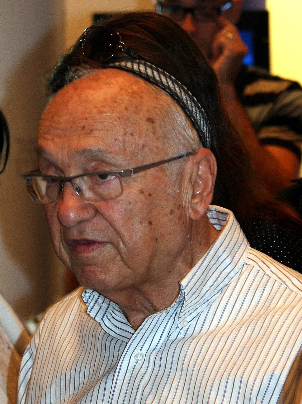Yaakov Neeman2012-2