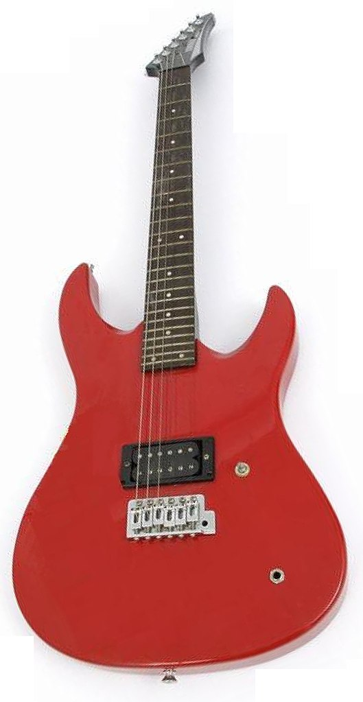 Guitarra Electrica Yamaha Serie Vintage Sgv Flying Samurai