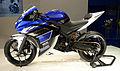 Yamaha YZF-R25 at Tokyo Motor Show 2013-2.jpg
