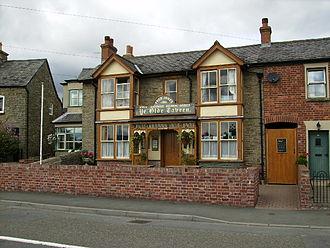 Kington, Herefordshire - Ye Olde Tavern