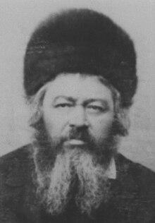 Yechiel Michel Epstein (1829-1908)