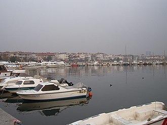 Yeşilköy - The Marina of Yeşilköy