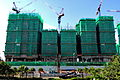 Ying Hei Road, construction site (Hong Kong).jpg