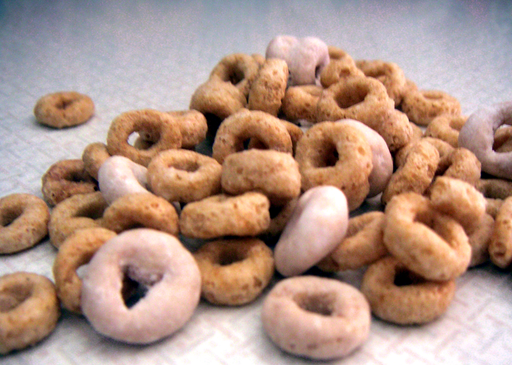 Yogurt Burst Cheerios