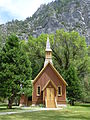 Yosemite Valley Chapel Close-up.JPG