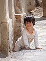 Young Girl in Doorway - Nain - Central Iran (8186973692).jpg