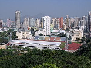 2017–18 Hong Kong Premier League - Image: Yuen Long Stadium