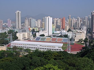 Hong Kong Premier League - Image: Yuen Long Stadium