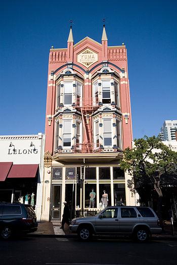 Yuma Building