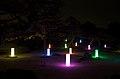 Yuushien Garden at night, Matsue City; November 2014 (08).jpg