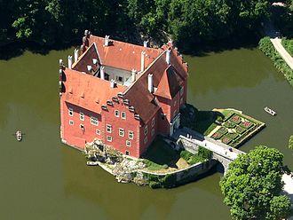 Červená Lhota Castle - Červená Lhota Château