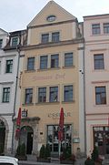 Residential building (formerly Gasthof Münchner Hof) in closed development