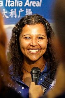 Zahra Bani athletics competitor