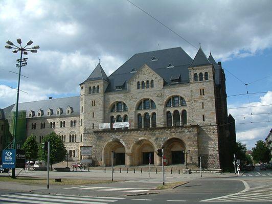 Imperial Castle, Poznań