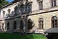 Zamek w Pilicy - widok z tyłu.jpg