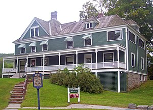 Zane Grey - The Zane Grey Museum in Lackawaxen, Pennsylvania