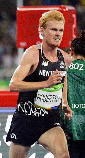 Zane Robertson - Robertson at the 2016 Olympics