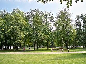 Zarasai - Zarasai Park