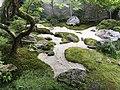 Zen garden at Zenrinji Eikando.jpg