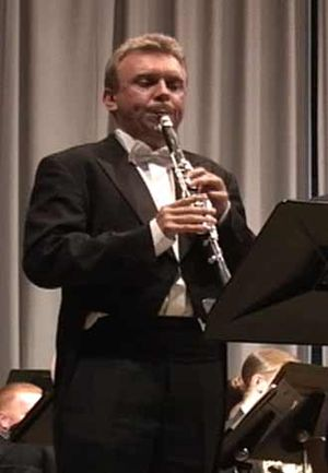 Zenon Kitowski - Zenon Kitowski - Clarinetist