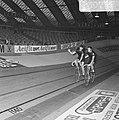 Zesdaagse wielrennen RAI Amsterdam, tweede dag. Koppel Oldenburg-Loeveseijn in a, Bestanddeelnr 923-0712.jpg