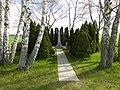 Zidderich Ehrenhain für die Opfer des Zweiten Weltkrieges 2013-04-30 3.JPG