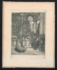 Zijkapel van de Sint-Jacobskerk, Antwerpen