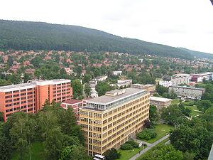 Garden city movement - An attempt at a garden city: Zlín in Czech Republic (architect: František Lydie Gahura )