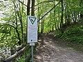 Zugang Mühlenteich Bergstedter Mühle2.JPG