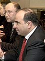 Zurab Zhvania and Gela Bezhuashvili (April 28, 2004).jpg
