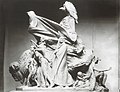 """""""Destiny of the Redman"""" sculpture of American Indians by A.A. Weinmann displayed at the 1904 World's Fair. (side view).jpg"""
