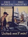 """Free Workers - Free Industry United-we'll Win"" - NARA - 514331.tif"