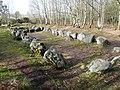 """""""Jardin aux Moines"""" (reste d'allée couverte mégalithique) - panoramio.jpg"""