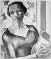 """""""Woman Holding a Jug"""" - NARA - 559124.tif"""