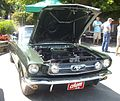'67 Ford Mustang Convertible (Auto classique Hudson '12).JPG