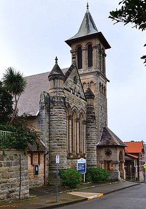 John Sulman - Image: (1)St Andrews Presbyterian Church 1