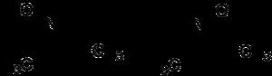 Strukturformeln der 2-Butanonoximisomere