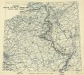 (January 12, 1945), HQ Twelfth Army Group situation map. LOC 2004630315.tif