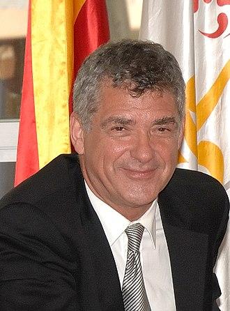 Ángel María Villar - Villar in 2009