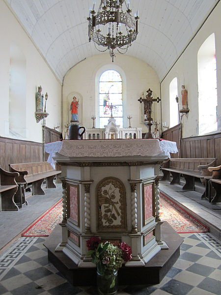 église Saint-Étienne de Grimouville, fr:Regnéville-sur-Mer