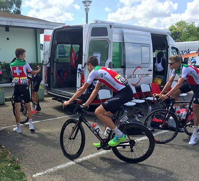 Étape 1 du Tour de l'Ain 2016.
