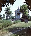 Ópusztaszer 1966, Árpád emlékmű. Fortepan 29066.jpg