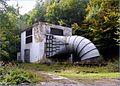 Ústie odvetrávacej šachty Bujanovského tunela - Nose ventilation shaft tunnel Bujanov - panoramio.jpg