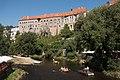Český Krumlov, deel van Státní hrad a zámek Dm117583-874 Český Krumlov passage 2 IMG 6095 2018-07-31 10.59.jpg
