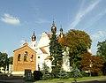 Łask, ul. Warszawska 15, kościół NMP i św. Michała Archanioła, 1525, XVIII.JPG